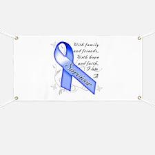 Colon Cancer Survivor Banner