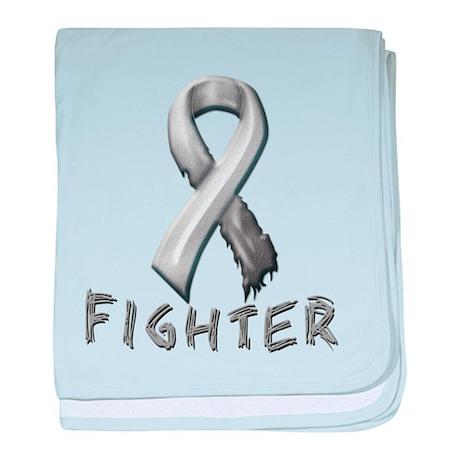 Diabetes Fighter baby blanket