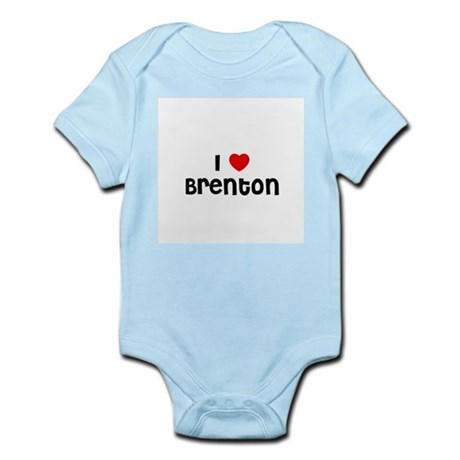 I * Brenton Infant Creeper