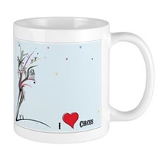 I Love Circus Mug