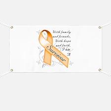 Leukemia Survivor Banner