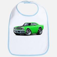 1970 Roadrunner Green-Black Car Bib