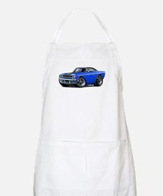 1970 Roadrunner Blue-Black Car Apron