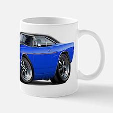 1970 Roadrunner Blue-Black Car Mug