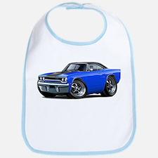 1970 Roadrunner Blue-Black Car Bib