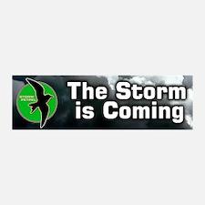 Storm Petrel 36x11 Wall Peel