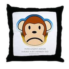 Intelligent Design Makes My Monkey Sad... Throw Pi