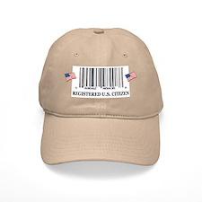 AMERICAN CITIZEN Baseball Cap
