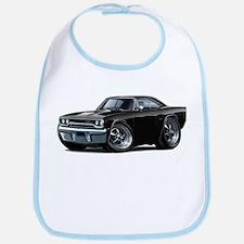 1970 Roadrunner Black Car Bib