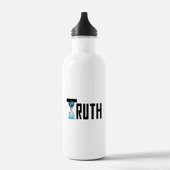 Truth Wikileaks Water Bottle