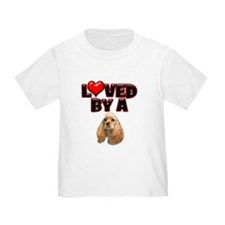 Loved by a Cocker Spaniel T