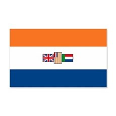 South Africa Flag 20x12 Wall Peel
