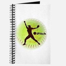 iPitch Fastpitch Softball Journal