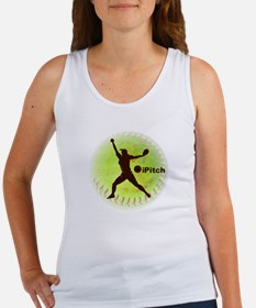 iPitch Fastpitch Softball Women's Tank Top