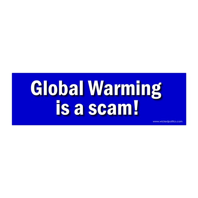 Global Warming Is A Scam By Admin Cp1113367