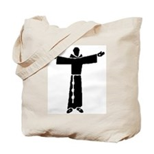 Cute St francis Tote Bag