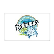 Bahamas 20x12 Wall Peel