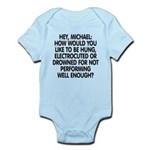 Hey, Michael Infant Bodysuit