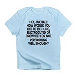 Hey, Michael Infant T-Shirt