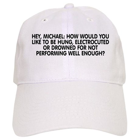 Hey, Michael Cap