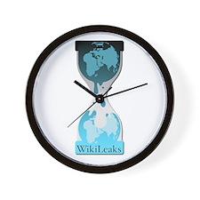 Wikileaks Wall Clock