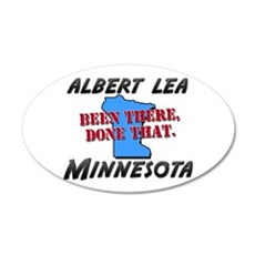 albert lea minnesota - been there, done that Stick