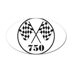 750 20x12 Oval Wall Peel
