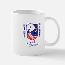 Daniel Stewart Ride Right Mug
