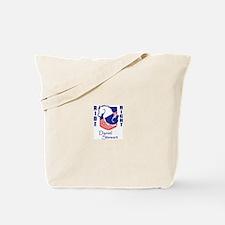 Daniel Stewart Ride Right Tote Bag