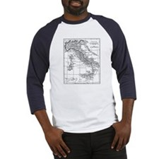 Augustus' Italy Map Baseball Jersey