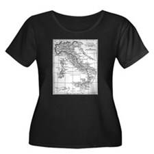 Augustus' Italy Map T