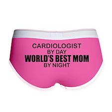 World's Best Mom - Cardiologist Women's Boy Brief