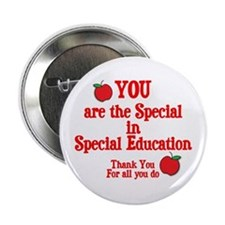 "Special Education 2.25"" Button (10 pack)"