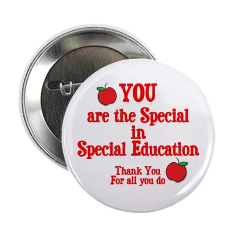 """Special Education 2.25"""" Button (10 pack)"""