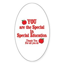Special Education Decal