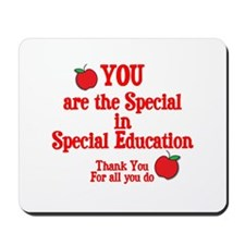 Special Education Mousepad