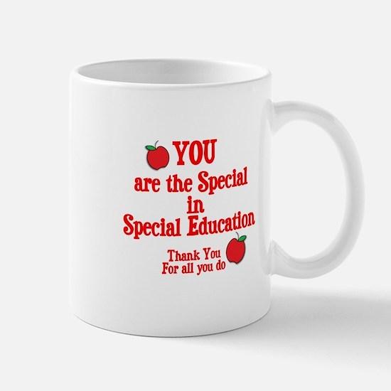 Special Education Mug