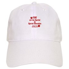 Special Education Baseball Cap