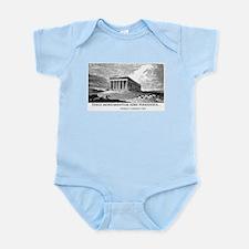 Exegi Monumentum Infant Bodysuit