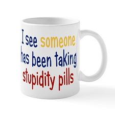 Stupidity Pills Mug