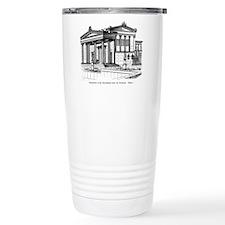 Erechtheum Reconstruction Travel Mug