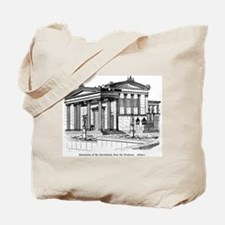 Erechtheum Reconstruction Tote Bag