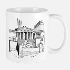 Acropolis Approach Mug
