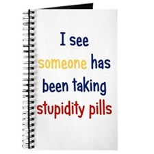 Stupidity Pills Journal