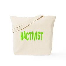 Hactivist Tote Bag