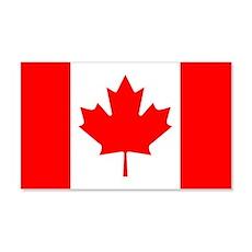 Canada 20x12 Wall Peel