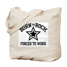 Born to Rock Tote Bag