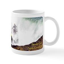 Surfing Santa Cruz Tee Mug