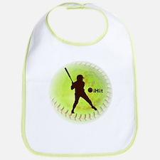 iHit Fastpitch Softball Bib