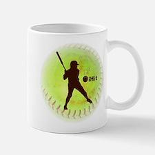 iHit Fastpitch Softball Mug